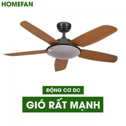 Quạt trần đèn trang trí HomeFan HL-Fan699V