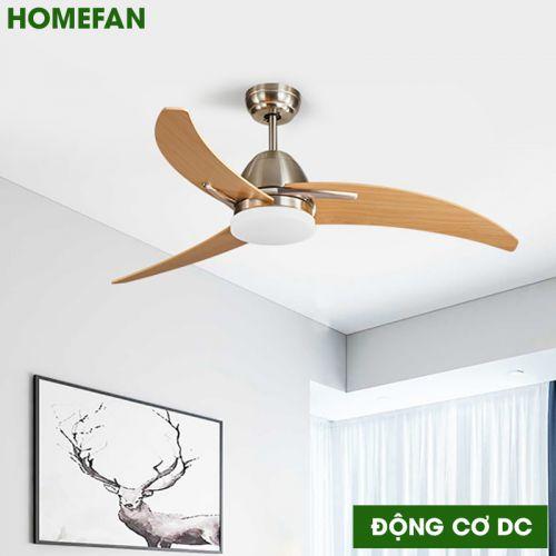 Quạt trần đèn trang trí HomeFan HL-Fan810V