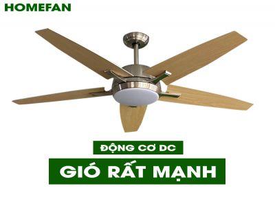 Quạt trần đèn trang trí HomeFan HL-Fan811